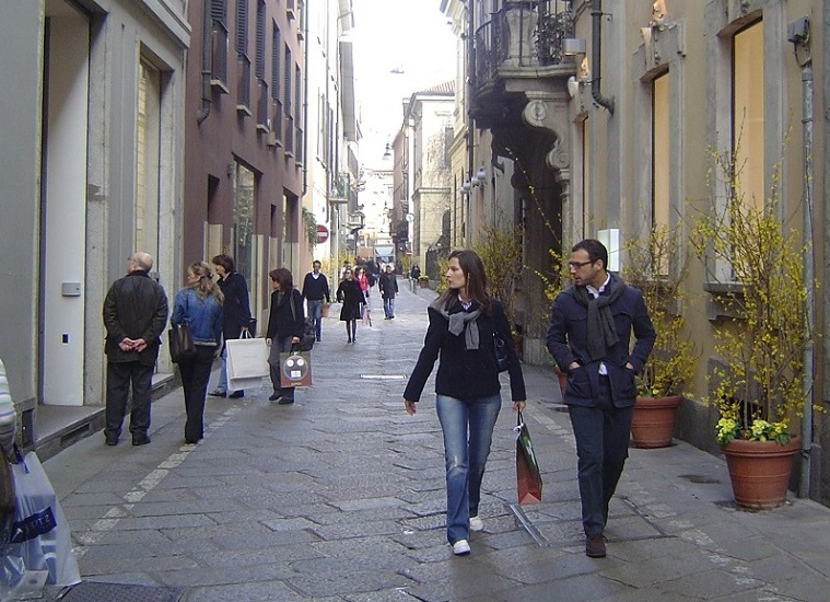 магазины Римини